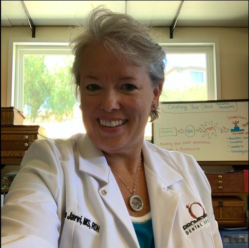 Kirsten Jarvi, MS, RDH