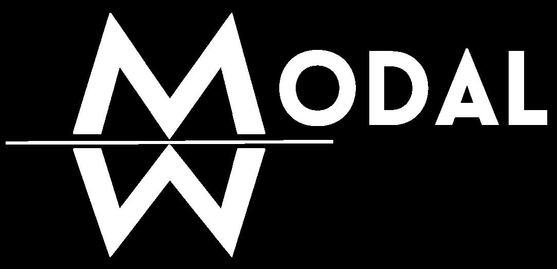 modal Logo White-1